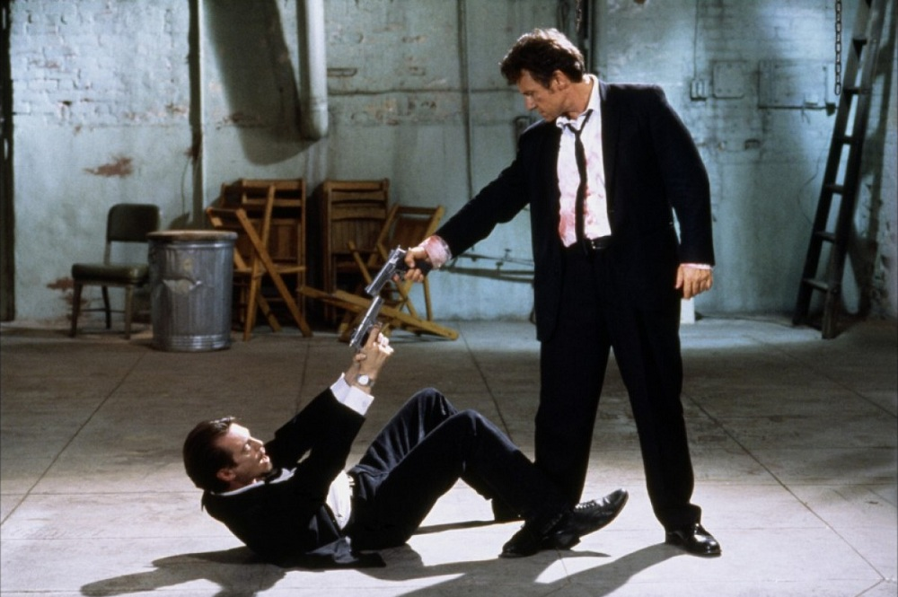 Reservoir Dogs (Rezervuar Köpekleri)
