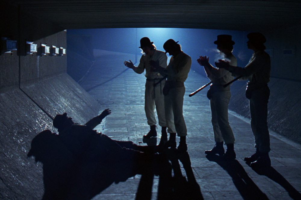 A Clockwork Orange (Otomatik Portakal)