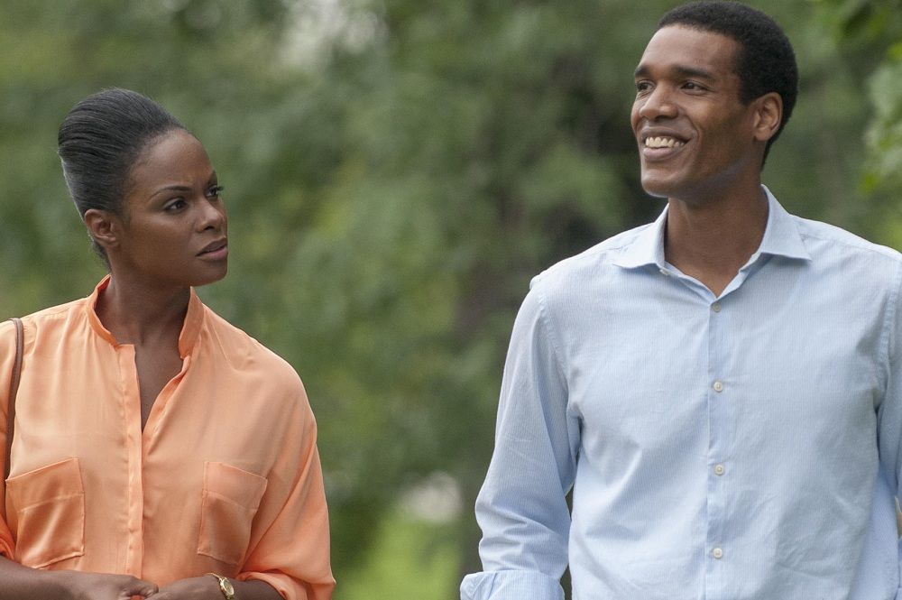 'Southside With You'da Barack ve Michelle Obama İlk Randevusuna Çıkıyor!