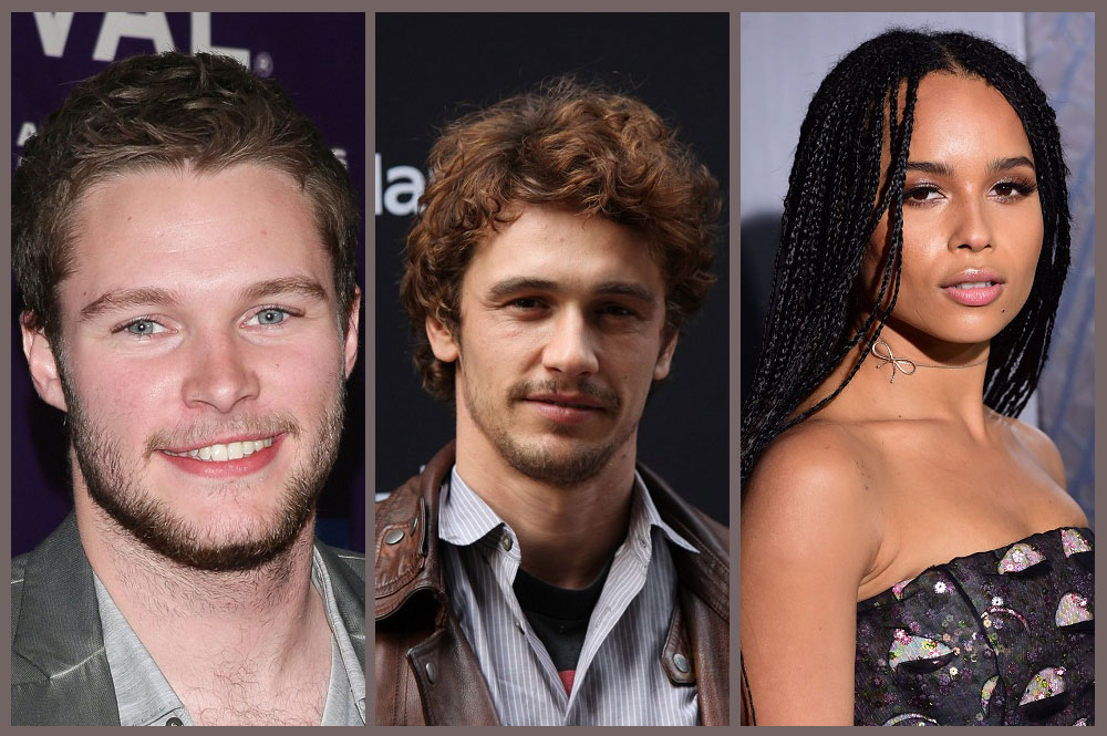 Jack Reynor, James Franco, Zoe Kravitz Bilim-Kurgu Filmi 'Kin'in Kadrosunda!