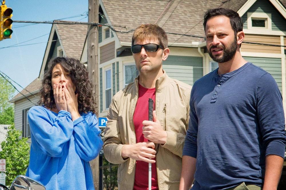 Jenny Slate, Nick Croll ve Adam Scott'ın Başrollerini Paylaştığı 'My Blind Brother'ın Yeni Fragmanı Yayınlandı!