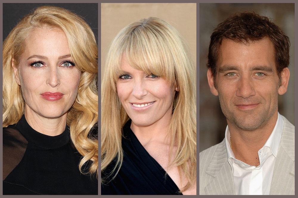 Gillian Anderson ve Toni Collette Andorra Filminin Kadrosunda Clive Owen'a Katılıyor!