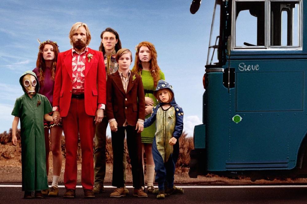 Tüketim Toplumuna Keyifli Bir Başkaldırı Ya Da Bir Aile Draması: 'Captain Fantastic'
