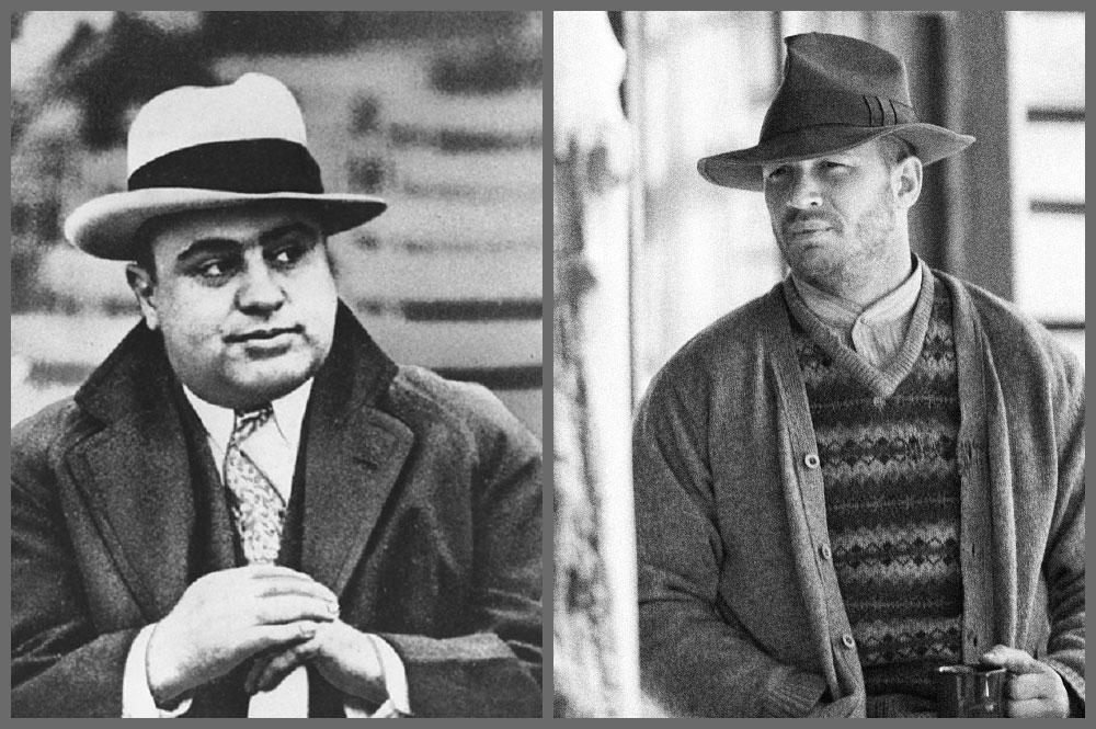 Tom Hardy 'Fonzo' Filminde Al Capone'u Canlandıracak!