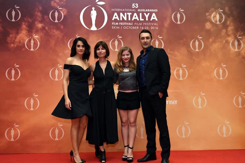 'Tereddüt'ün Türkiye Galası Dün Gece Antalya'da Yapıldı!