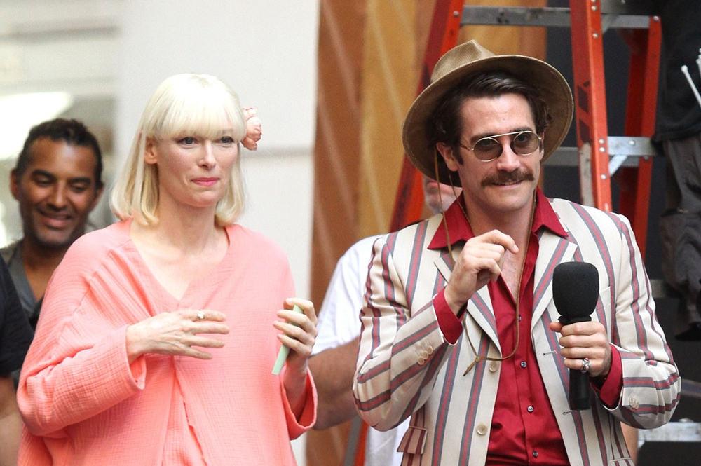 Jake Gyllenhaal ve Tilda Swinton Joon-ho Bong'un 'Okja'sı İçin Çok Heyecanlı!
