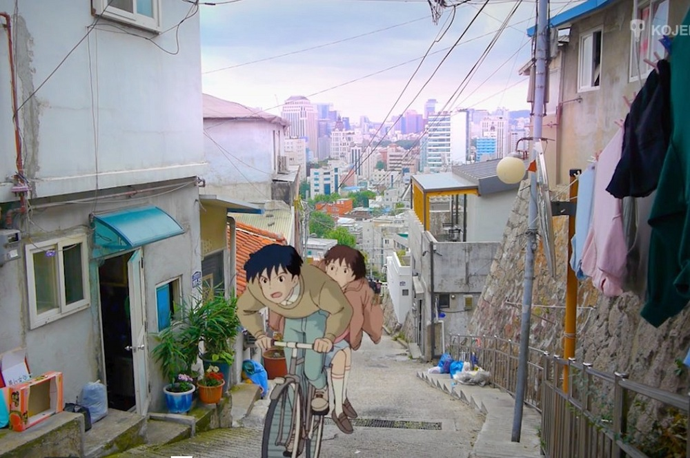 Studio Ghibli Karakterleri Gerçek Hayatta Olsaydı!