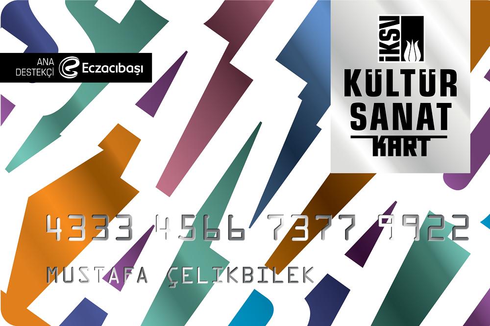 İKSV, 45. Yılında Üniversite Öğrencilerine 250 TL Değerinde Kültür Sanat Kart Hediye Edecek!