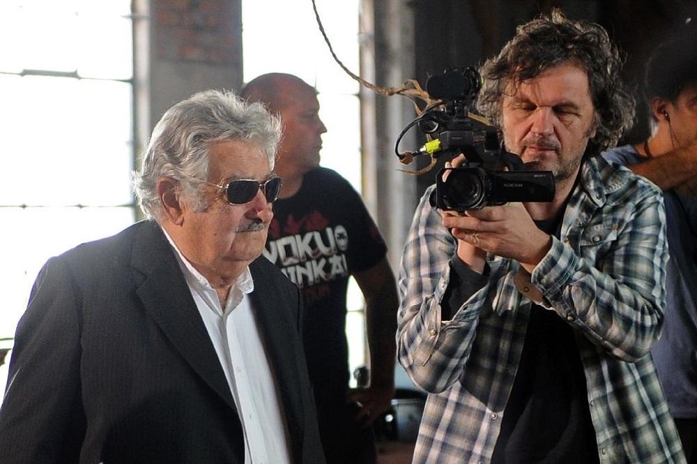 Emir Kusturica, Uruguay Devlet Eski Başkanı José Mujica'nın Belgeseli 'The Last Hero'nun Çekimlerini Tamamladı!