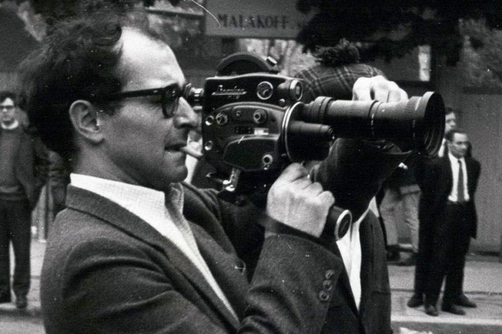 Jean Luc Godard'ın Kısa Filmi 'Une Femme Coquette' 62 Yıl Aradan Sonra Gün Yüzüne Çıktı!