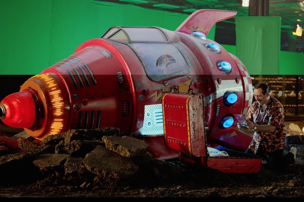 'Arif V 216' Teaser'ının Kamera Arkası Görüntüleri Yayınlandı!