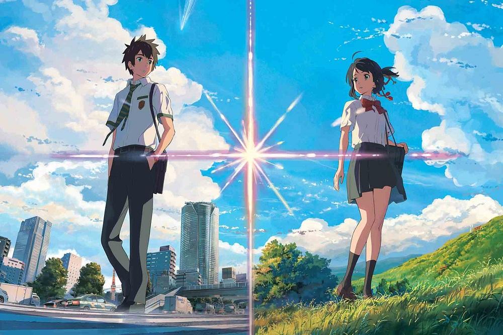Makoto Shinkai'nin Son Animesi 'Your Name'e Ait İngilizce Dublajlı İlk Fragman Yayınlandı!