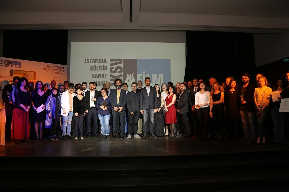 36. İstanbul Film Festivali Ödülleri Sahiplerini Buldu!