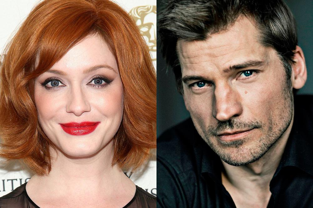 Christina Hendricks ve Nikolaj Coster-Waldau, Brian De Palma'nın Yeni Filmi 'Domino' İçin Bir Araya Geliyor!