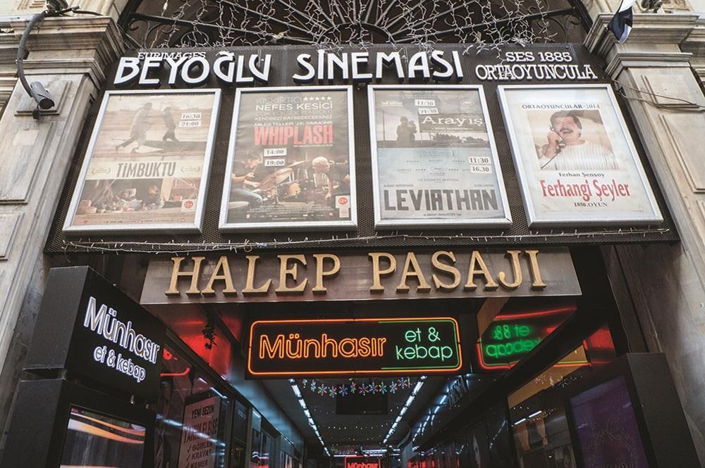 İstiklal Caddesi Bir Bağımsız Sinemaya Daha Veda Ediyor, Beyoğlu Sineması Kapanıyor!