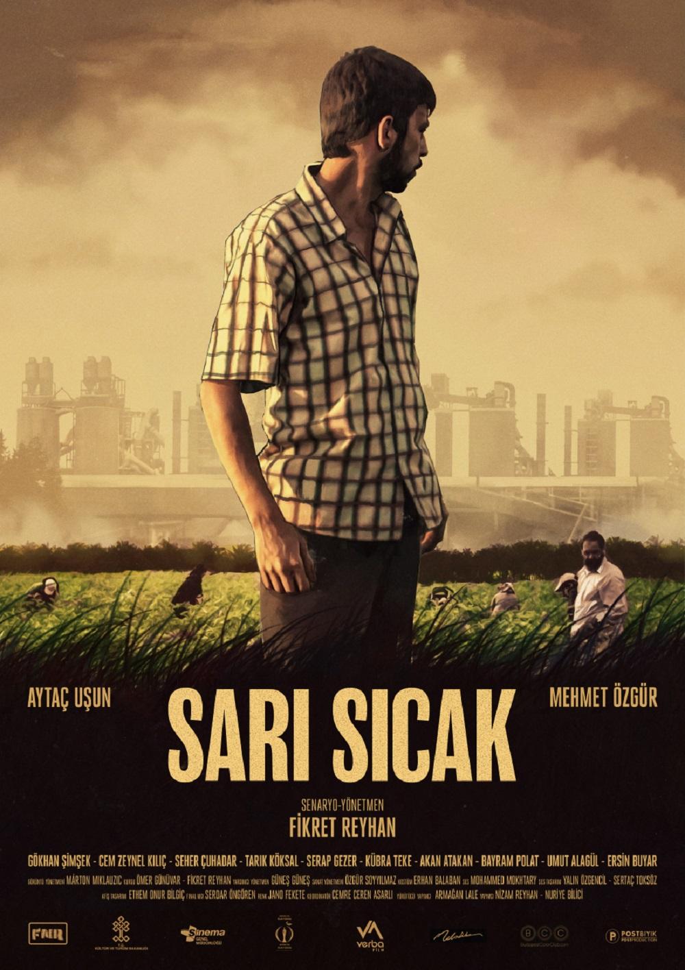 FikretReyhan_SariSicak_Poster
