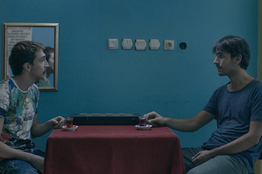 Emre Yeksan'ın İlk Uzun Metrajlı Filmi 'Körfez' Venedik'te!