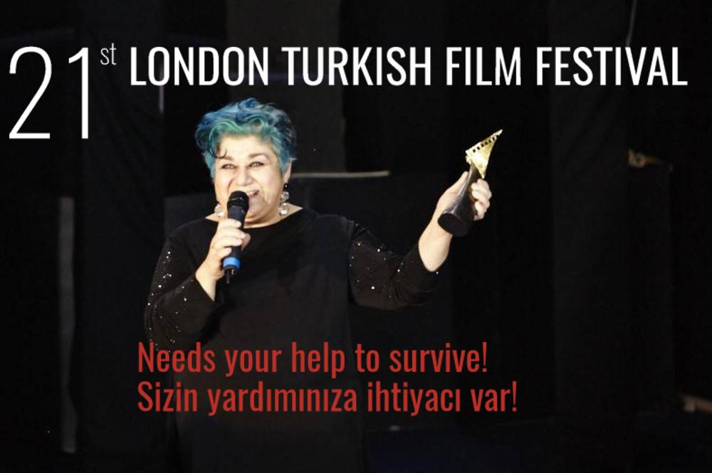 London Turkish Film Festival'e Crowfunder Üzerinden Destek Olabilirsiniz!