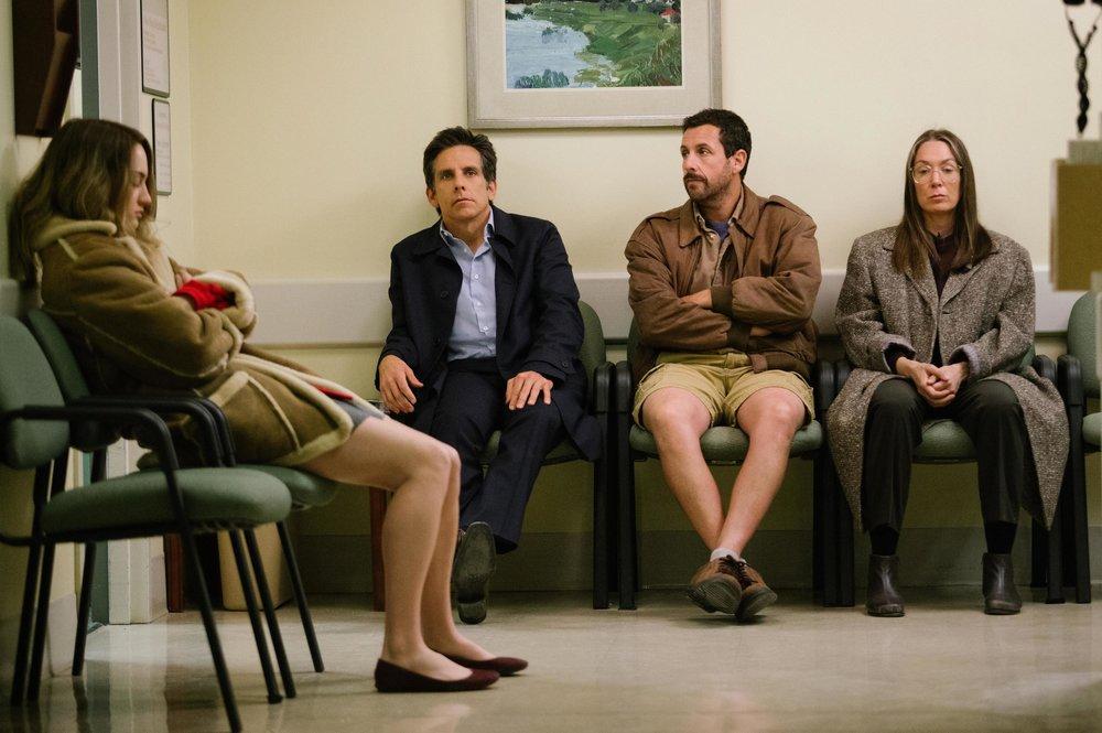 'The Meyerowitz Stories' Filminden İlk Fragman Yayınlandı!