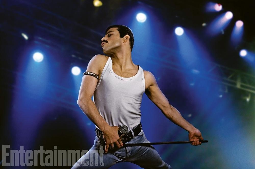Freddie Mercury'yi Rami Malek'in Canlandırdığı 'Bohemian Rhapsody'den İlk Klip Yayınlandı!