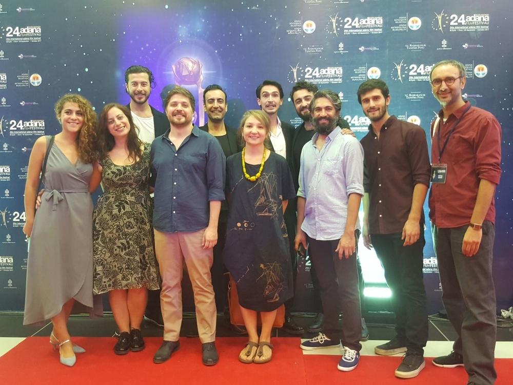 24. Uluslararası Adana Film Festivali Jüri Özel Ödülü 'Körfez'in!