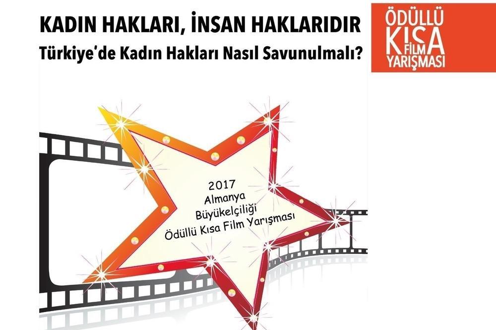 'Kadın Hakları İnsan Haklarıdır' Konulu Kısa Film Yarışması Sonuçlandı!
