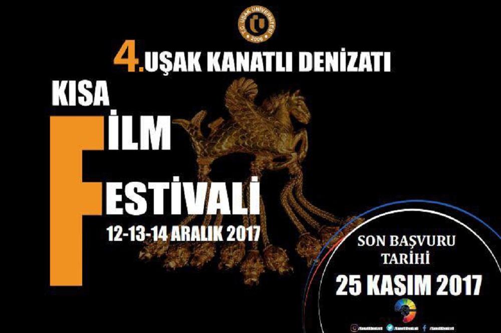 4. Uşak Kanatlı Denizatı Kısa Film Festivali Başvurularınızı Bekliyor: Son Başvuru Tarihi 25 Kasım!