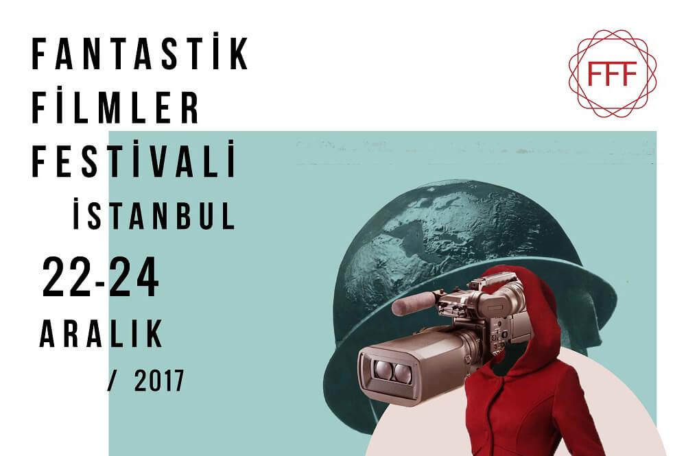 Fantastik Filmler Festivali 22 -24 Aralık'ta Beyoğlu Sineması'nda!