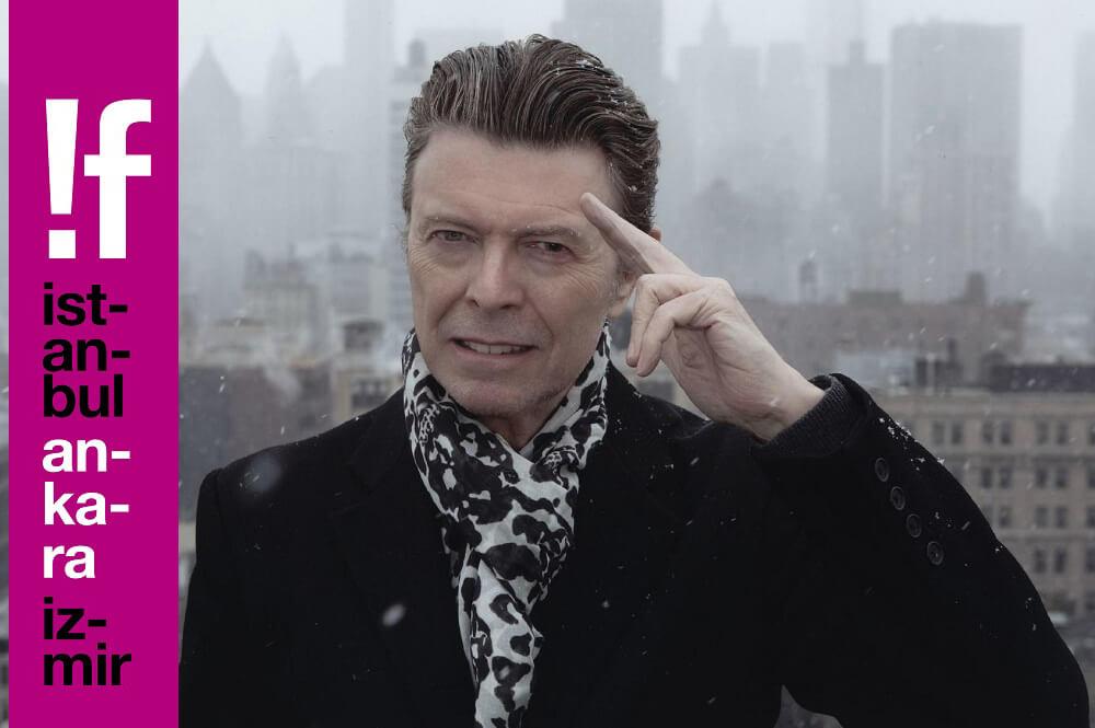 Bowie'den Iggy Pop'a, İkon Müzisyenlerin Filmleri !f İstanbul'da!