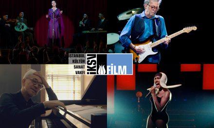 Grace Jones, Ümmü Gülsüm, Ryuichi Sakamoto ve Eric Clapton Festivale Müziklerini Getiriyor!