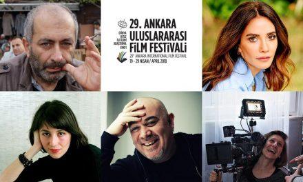 """29. Ankara Uluslararası Film Festivali' """"Ulusal Uzun Film Yarışması"""" Seçici Kurul Başkanı Yönetmen Barış Pirhasan!"""