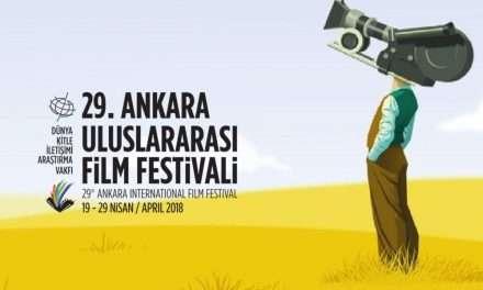 29. Ankara Uluslararası Film Festivali Bu Gece Düzenlenecek Törenle Açılıyor!