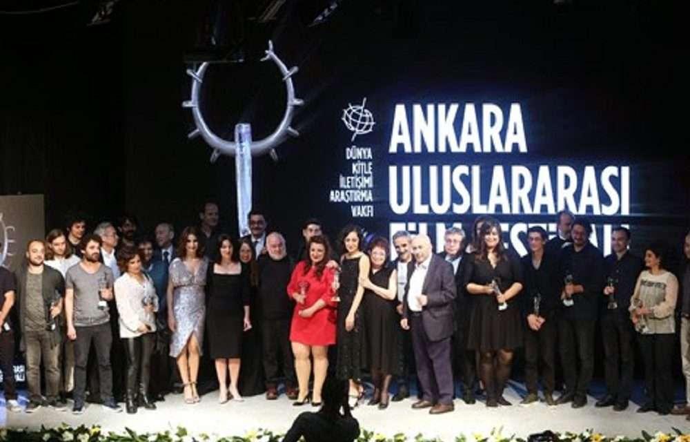 29. Ankara Uluslararası Film Festivali Ödül Töreni ile Sona Erdi!