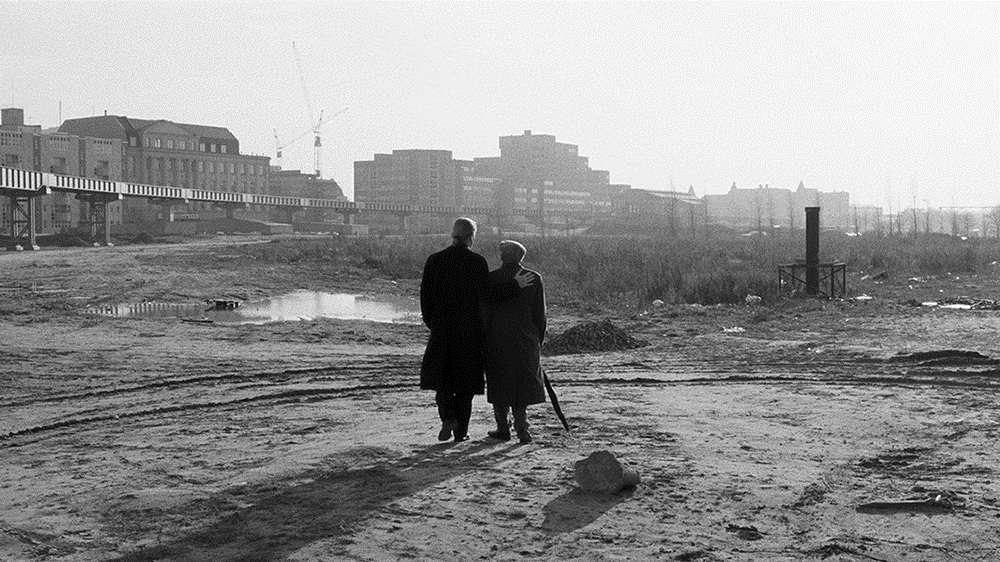 Alman Sineması - Der Himmel Über Berlin / Berlin Üzerindeki Gökyüzü (1987)
