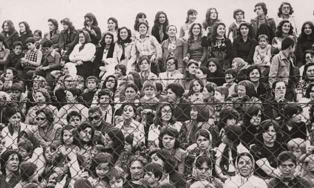 Kadınların Gözünden Bir Tribün Belgeseli: Mor Menekşeli Kadınlar