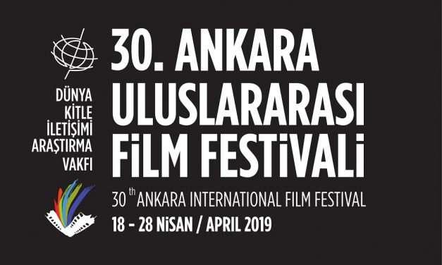 Ankara Uluslararası Film Festivali 30 Yaşında!