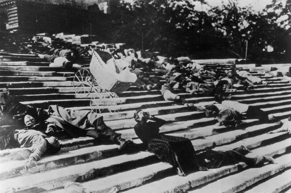 Bronenosets Potemkin / Battleship Potemkin / Potemkin Zırhlısı (1925)