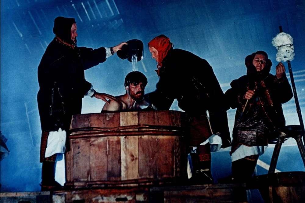 Rus Sineması - Tini zabutykh predkiv / Unutulmuş Ataların Gölgesi (1964)