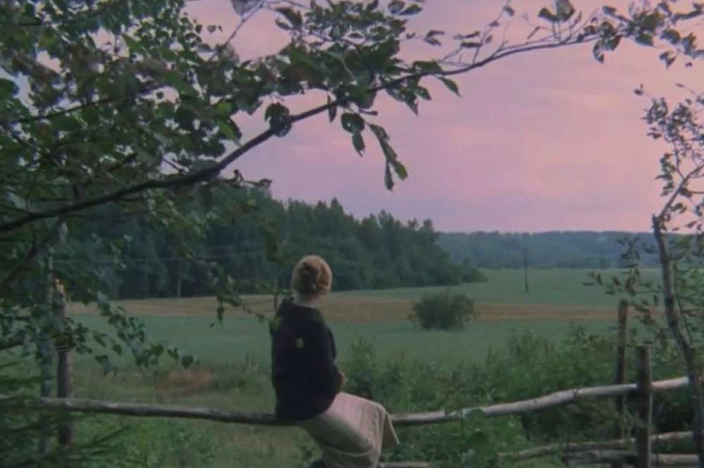 Rus sineması - Zerkalo / Ayna (1975)