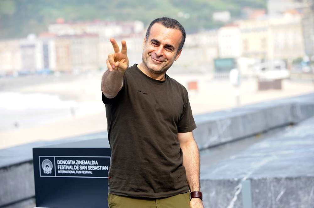 Modern iran sineması yönetmenlerinden  Bahman Ghobadi