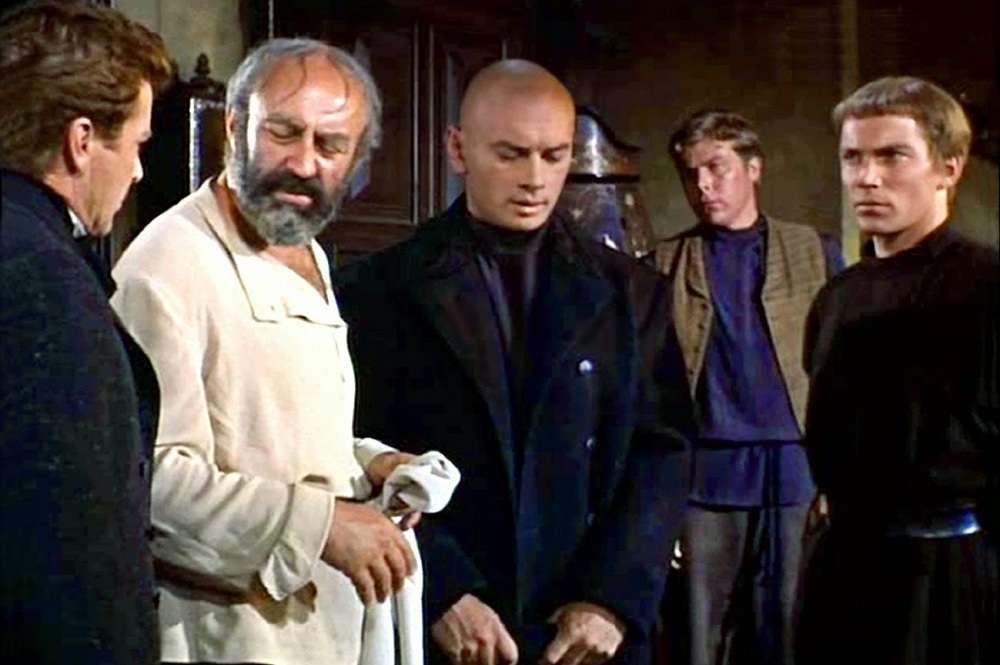 The Brothers Karamazov (1958)