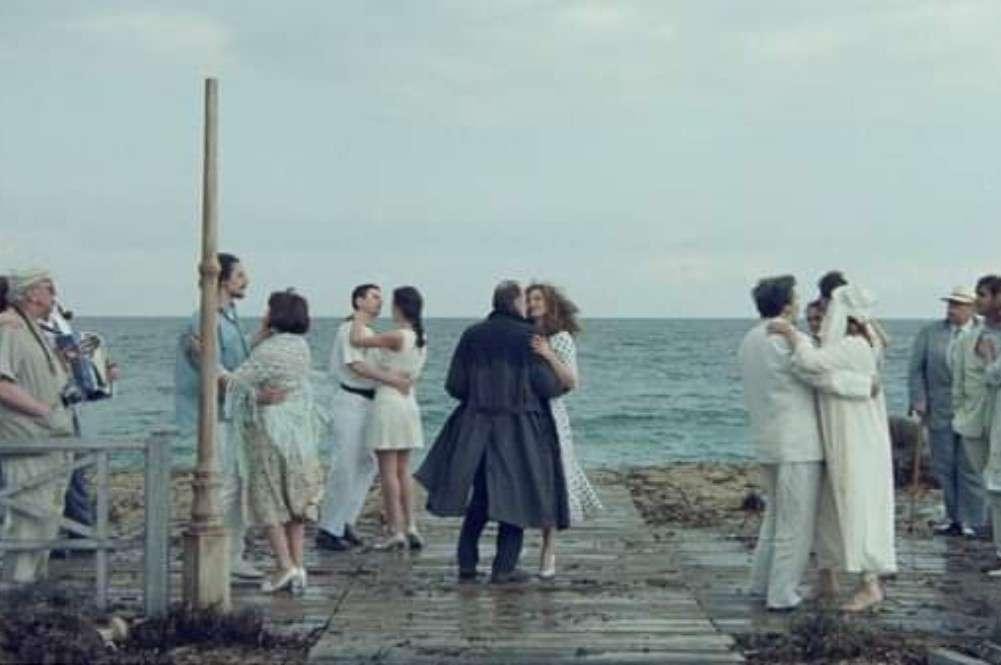 Yunan Sineması - Eternity End A Day / Sonsuzluk ve Birgün (Theo Angelopoulos,1998)