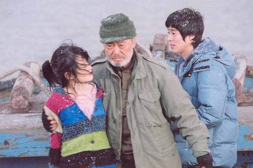 Güney Kore Sineması - Hwal   The Bow   Yay (2005)