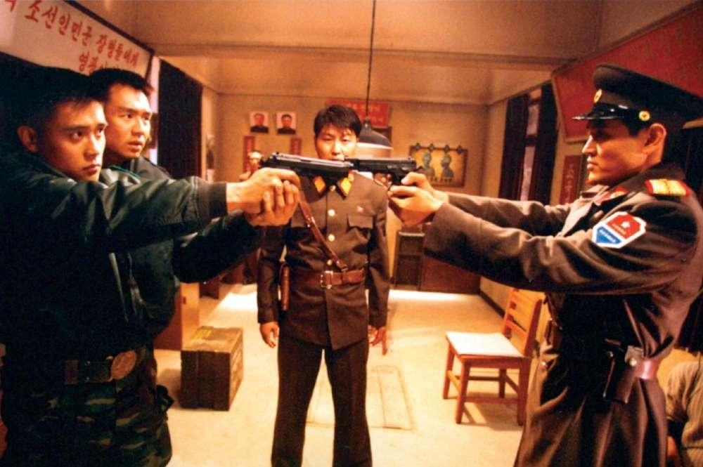 Güney Kore Filmleri - Gongdong gyeongbi guyeok JSA | JSA: Joint Security Area | Birleşik Güvenlik Bölgesi (2000)