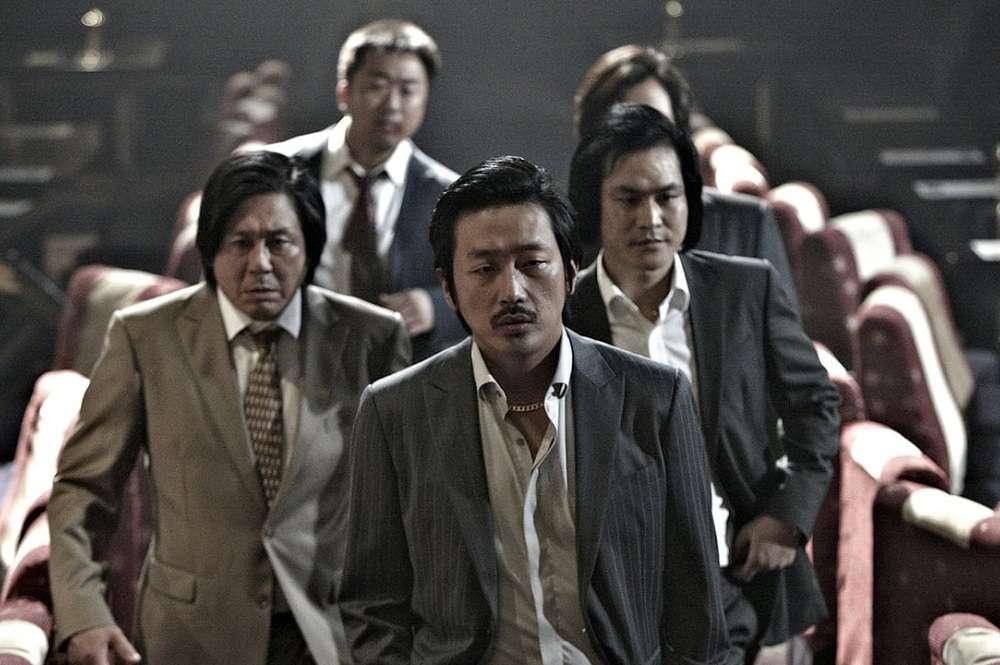 Bumchoiwaui junjaeng: Nabbeunnomdeul jeonsungshidae   Nameless Gangster: Rules of the Time   İsimsiz Gangster (2012)