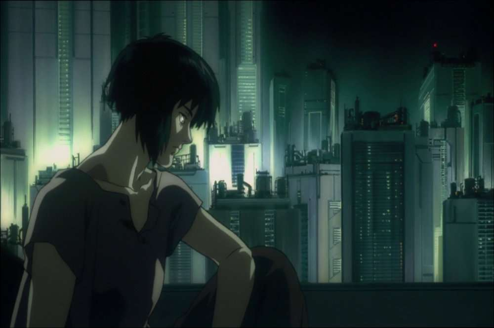 anime - Ghost in the Shell / 1995