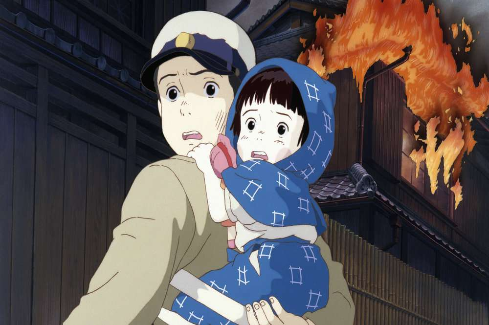 Grave of the Fireflies / 1988