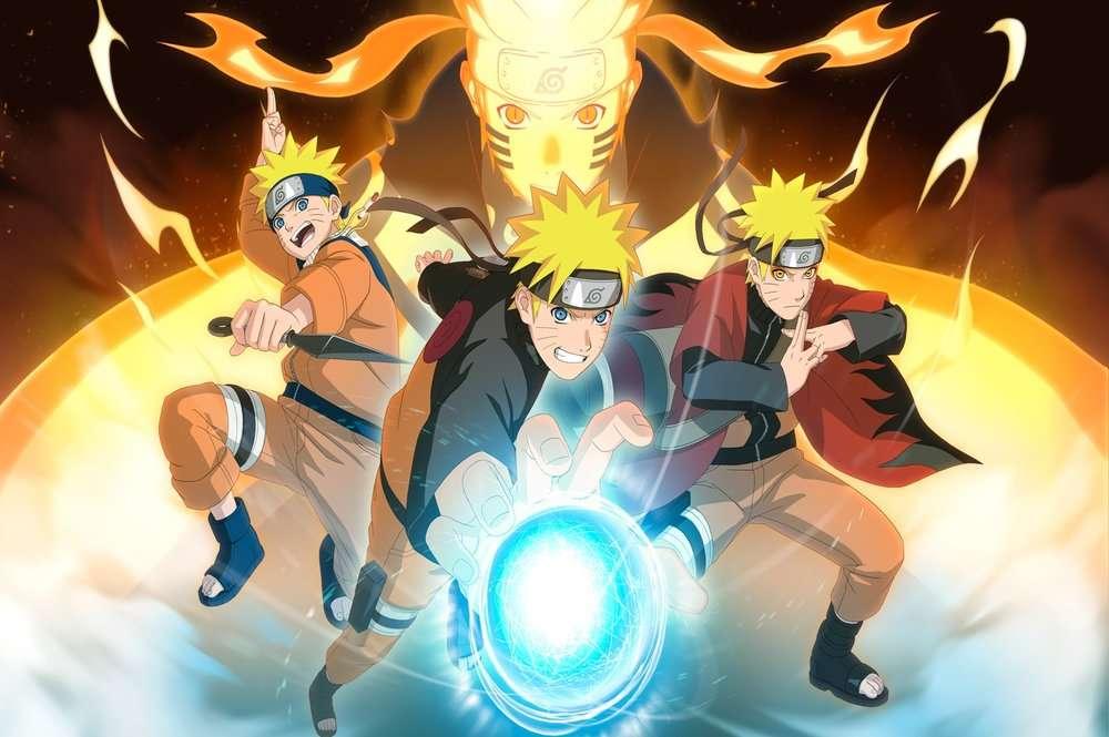 anime - Naruto: Shippuuden / 2007