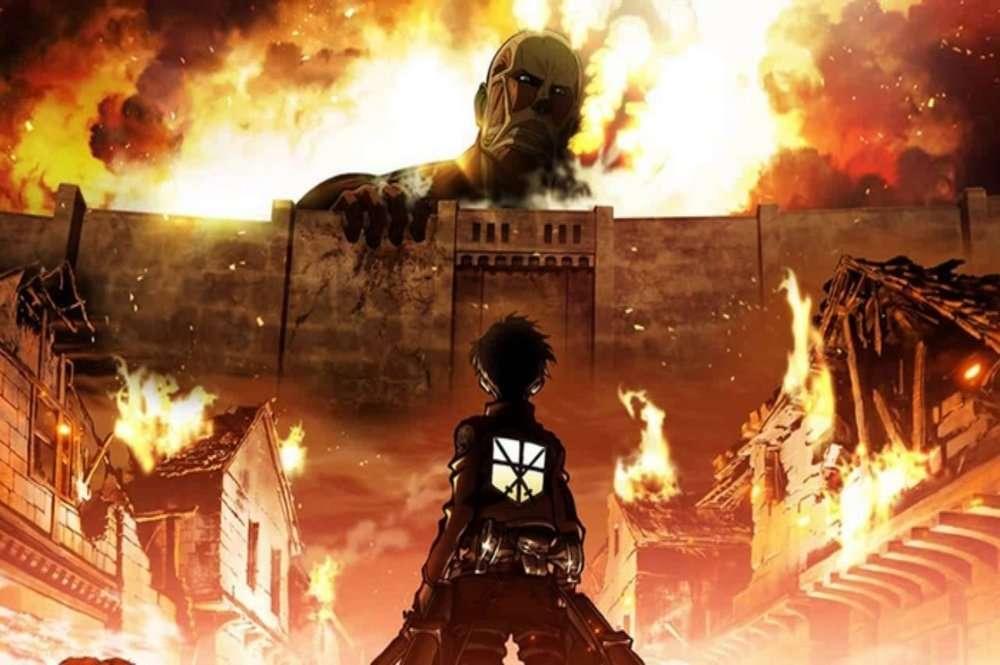 anime - Shingeki No Kyojin / 2013