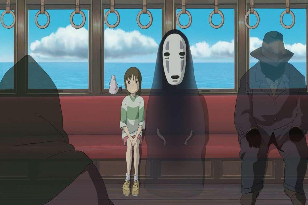 anime - Spirited Away / 2001